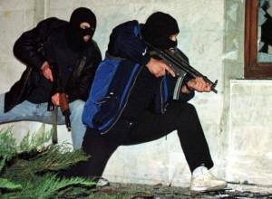 Арест Слободана Милошевича