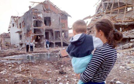 Агрессия НАТО против Югославии